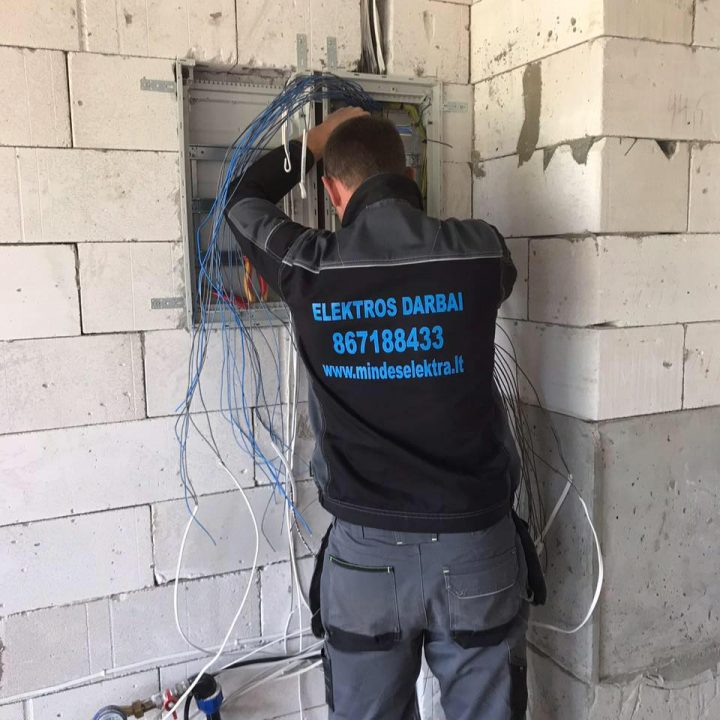 elektrikas kaunas